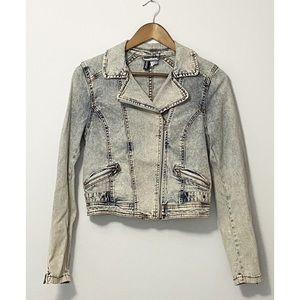 H&M Divided Denim Jacket 10
